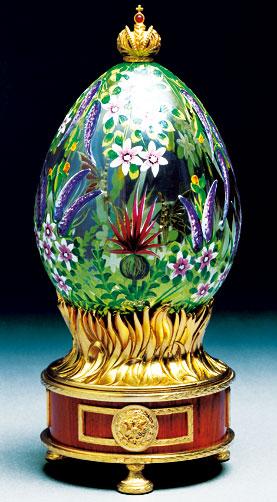 Buddleia Egg By Theo Faberge
